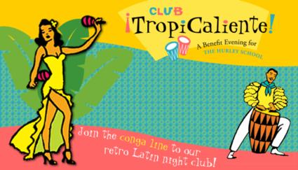 club TropiCaliente poster