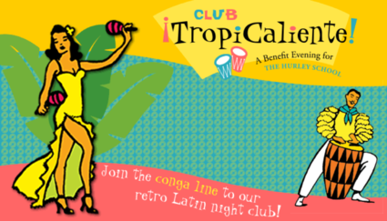 club TropiCaliente poster